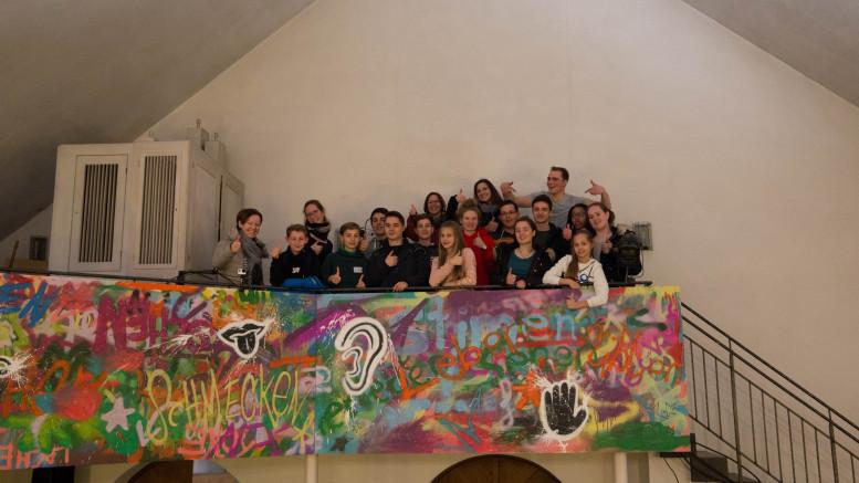 Bürgerdienst unterstützt Jugendtage im Rahmen der Kar- und Ostertage 2018