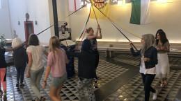 BÜRGERDIENSTe.V. unterstützt nachhaltige Begegnung sowie den Austausch zwischen jugendlichen Geflüchteten mit hiesigen Jugendlichen